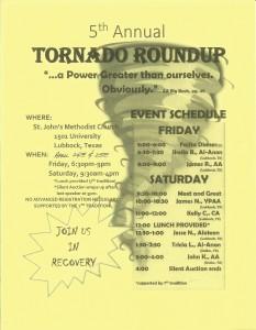 5th Tornado  Roundup
